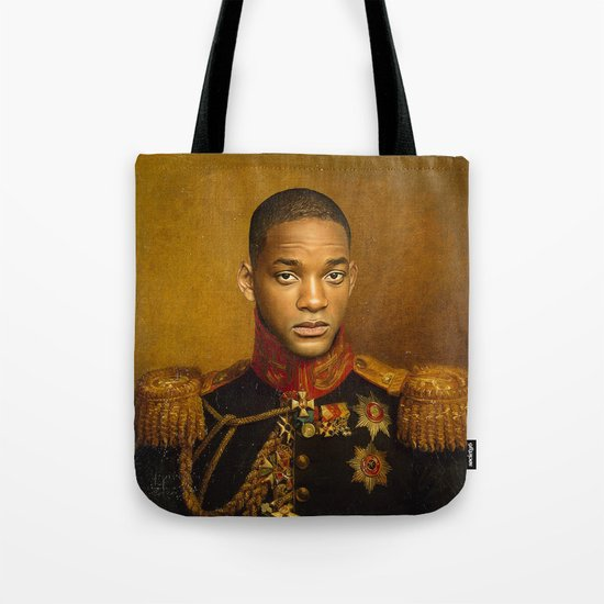 Will Smith - replaceface Tote Bag