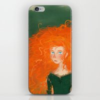 Merida From Brave (Pixar… iPhone & iPod Skin