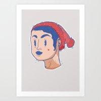 Keep it trendy Art Print