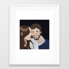 Photobooth Framed Art Print