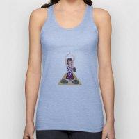 Yoga Girl Unisex Tank Top