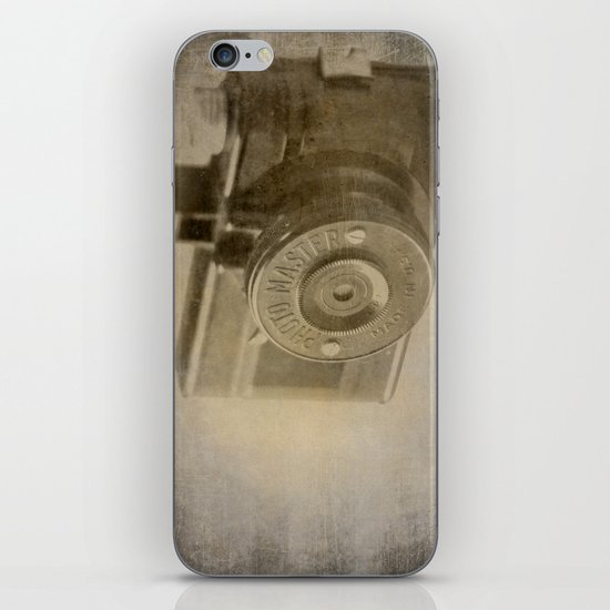 Photo Master iPhone & iPod Skin
