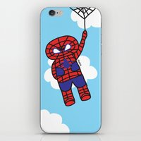 Superheros iPhone & iPod Skin