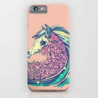 iPhone & iPod Case featuring Beautiful Horse by dvdesign