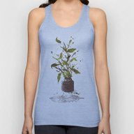 A Writer's Ink Unisex Tank Top