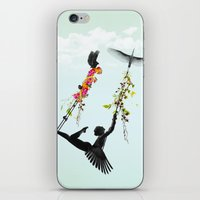 Voladora iPhone & iPod Skin