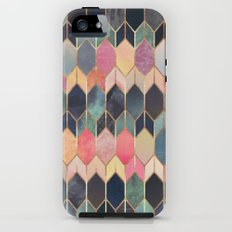 Stained Glass 3 iPhone SE Tough Case