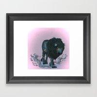 Always Holding On To Sta… Framed Art Print
