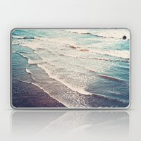 Ocean Waves Retro Laptop & iPad Skin