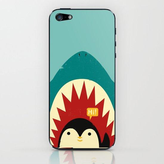 Hi! iPhone & iPod Skin