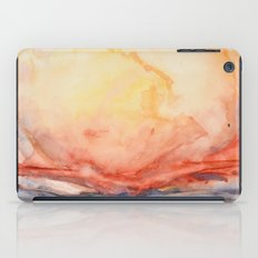 just glow iPad Case