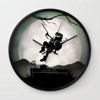 Fett Kid Wall Clock