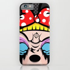 Mickey Girl iPhone 6 Slim Case