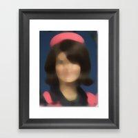 Legend (study) Framed Art Print