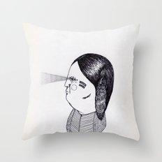 Apache Godfather Throw Pillow