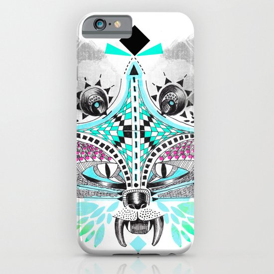Undefined creature iPhone & iPod Case