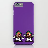 Pixelly Wonka iPhone 6 Slim Case
