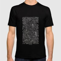 - The Doubt - Mens Fitted Tee Black SMALL
