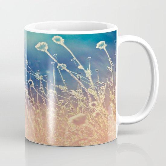 Blue and day  Mug