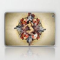 Kaleidoscope Woman Laptop & iPad Skin