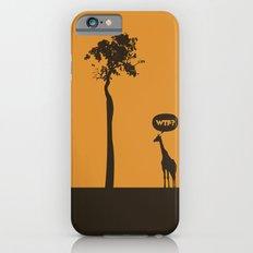 WTF? Jirafa! iPhone 6 Slim Case