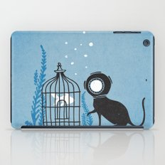 We can be friends iPad Case