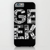 iPhone & iPod Case featuring I Be Au Sm by Lawrence Villanueva