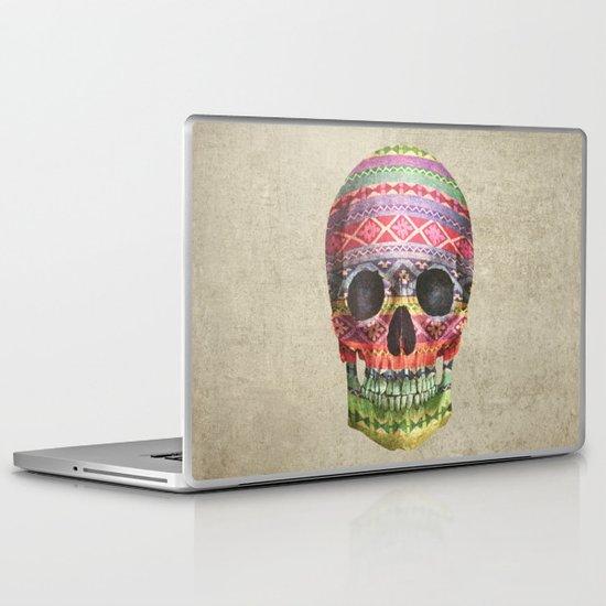 Navajo Skull  Laptop & iPad Skin