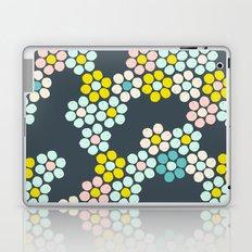Flower tiles Laptop & iPad Skin