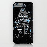 Interstellar Travels iPhone 6 Slim Case