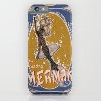 The Amazing MERMAID iPhone 6 Slim Case