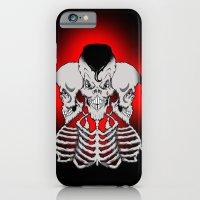 Psychobilly X 3 iPhone 6 Slim Case