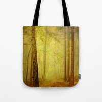 fairytale path Tote Bag