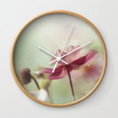 with arms wide open 2 (square) Wall Clock