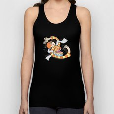 Put Yourself Back Together Again Unisex Tank Top