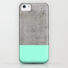 Sea On Concrete iPhone 5c Slim Case
