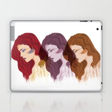 Glam Red Rock Laptop & iPad Skin