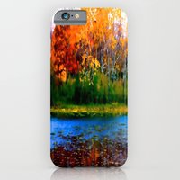 iPhone & iPod Case featuring Remember Autumn by Laura Santeler