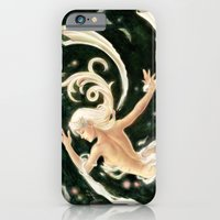iPhone & iPod Case featuring Metamorphosis by Enrico Guarnieri 'Ico-dY'