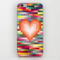 Mega ☐ Love_Grunge iPhone & iPod Skin