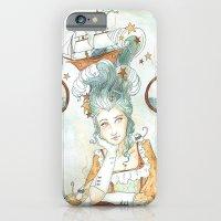 Pirate Princess iPhone 6 Slim Case