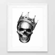 The Notorious B.I.G. Framed Art Print