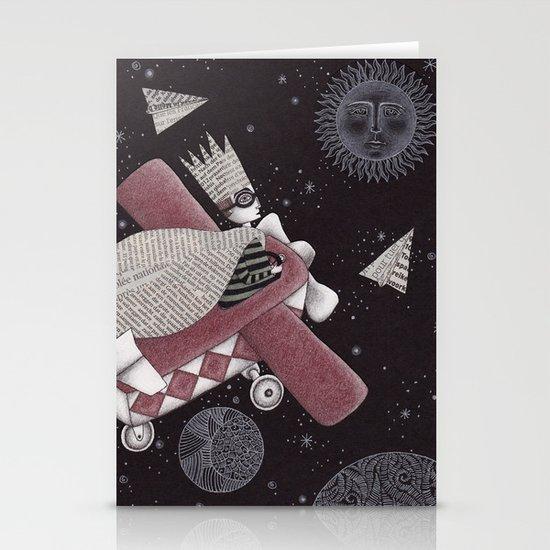 Five Hundred Million Little Bells (5) Stationery Card