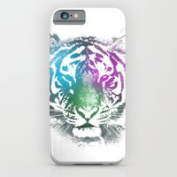 iPhone & iPod Case featuring Eye of the Tiger by Elizabeth Cakovan