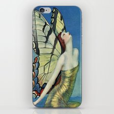 Butterflies Are Free iPhone & iPod Skin