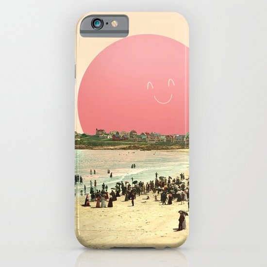 Proud Summer Sun iPhone & iPod Case