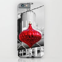 Industrial Yuletide iPhone 6 Slim Case
