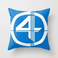 Fantastic Throw Pillow