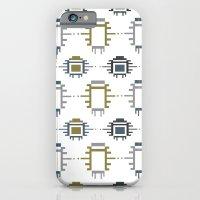 African Cloth iPhone 6 Slim Case