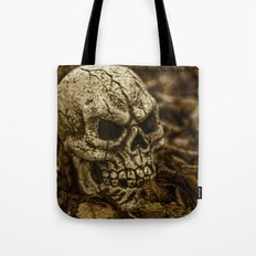 Halloween Skull 2 Tote Bag